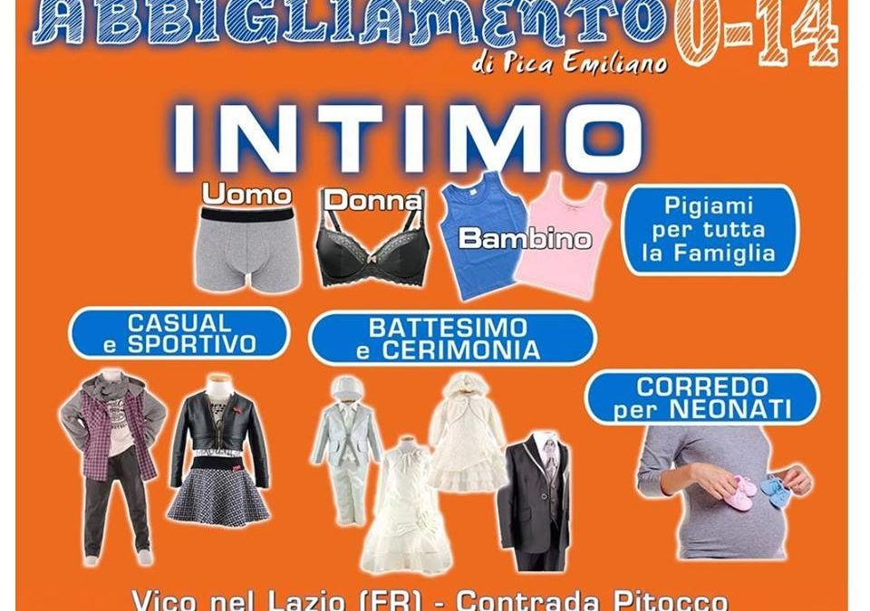 Abbigliamento 0-14 di Emiliano Pica