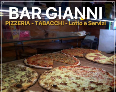 Bar Gianni Pizzeria Tabacchi Lotto