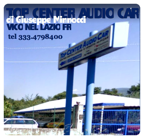 Top Center Audio Car